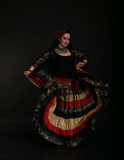 Vendulka Pánková - tanečnice a lektorka pohybu: Belly Dance, Škola pánevního dna