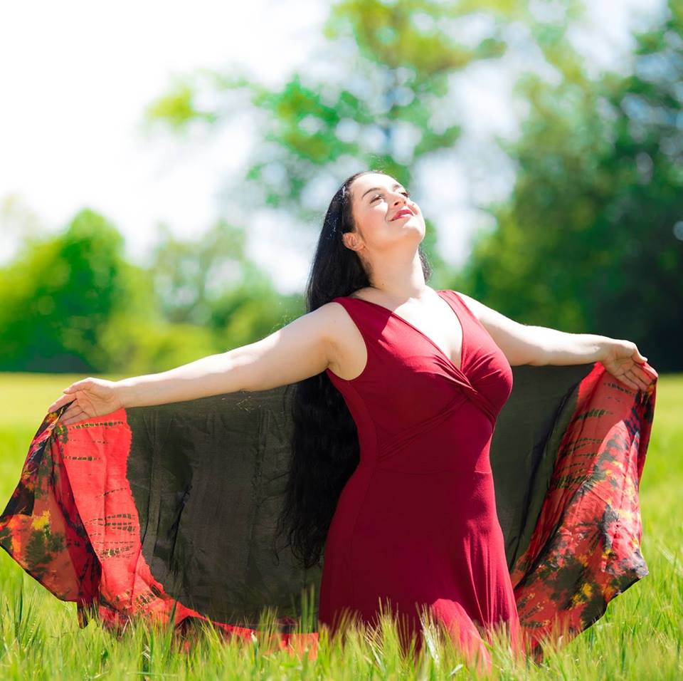 Vendulka - menstruace bez bolesti