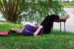 Vendulka - cvičení pánevního dna